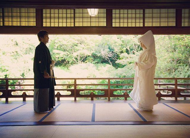 WEBSTA @ tiara_chihaya - **pre photo***白無垢はウェディングドレスと同様に結婚式で着る日本の伝統的な婚礼衣装です。真っ白な白無垢に身を包むと純粋無垢な気持ちになれるはず。**#ティアラブティック千早#ティアラブティック#福岡花嫁#福岡プレ花嫁#プレ花嫁#日本中のプレ花嫁さんと繋がりたい#卒花#卒花嫁#前撮り#ロケーションフォト#2017春婚#2017夏婚#2017秋婚#ウェディングニュース#ウェディングレポ#結婚式レポ#farnyレポ#marry花嫁#wedding#weddingphoto#photo#結婚式#結婚式準備#和装ヘアスタイル#着物#白無垢#色打掛#紋付袴#kimono#友泉亭