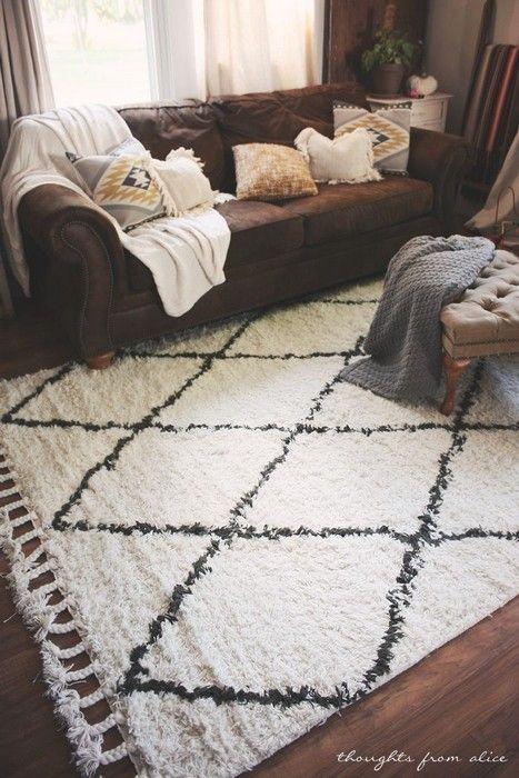 25 Boho Chic Interior Designs Interiorforlife.com Finding the Perfect Rug