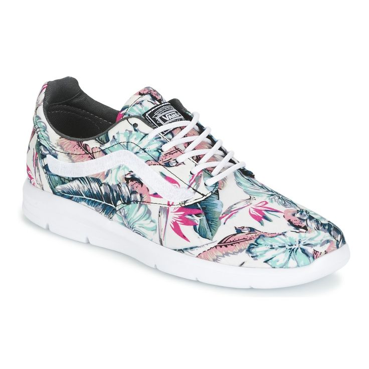 Baskets basses Vans ISO 1.5 + Multicolore tropical prix promo Baskets Femme Spartoo 89.99 €