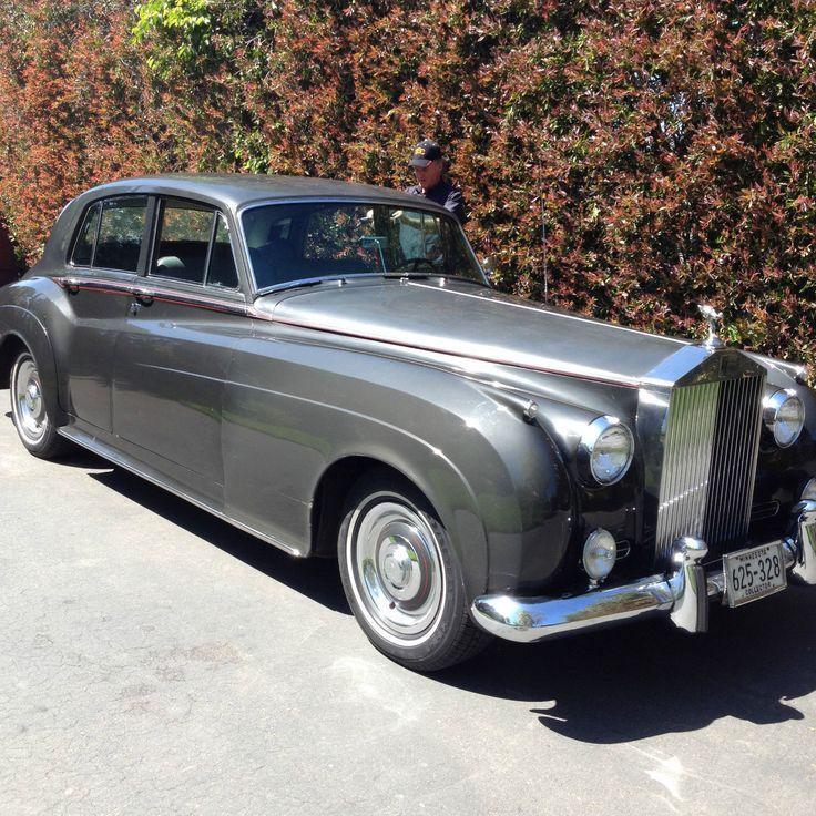Best 25+ Rolls Royce Silver Cloud Ideas On Pinterest