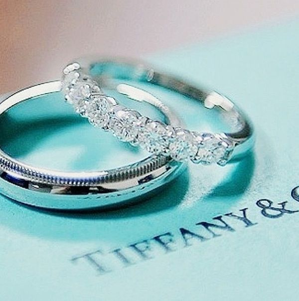 Tiffany and Co. Rings.