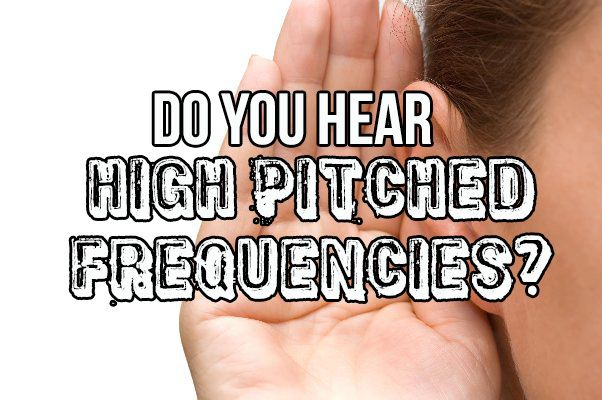 Yes I do! And it can be deafening at times. Sometimes it sounds like an orchestra... #CallMeCrazy