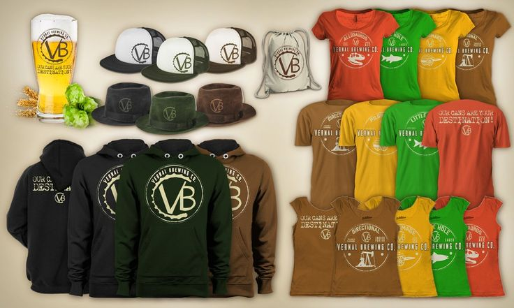 VBC Merchandise Design by StudioMLD