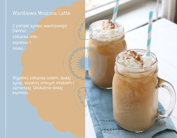 Latte  #icedlatte #latte #kawiarnia #przepis #syropydokawy #przepis #kawa