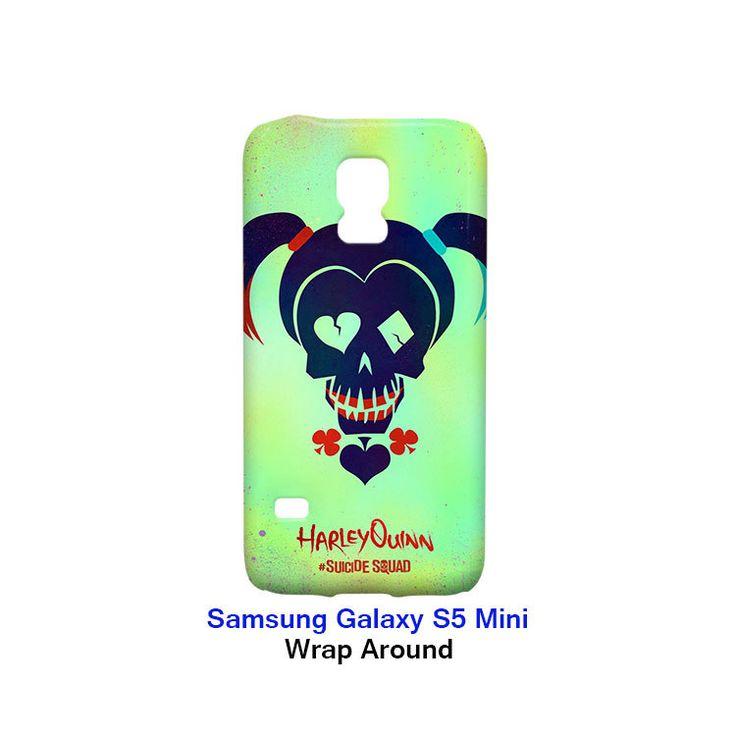 Harley Quinn Suicide Squad Samsung Galaxy S5 Mini Case