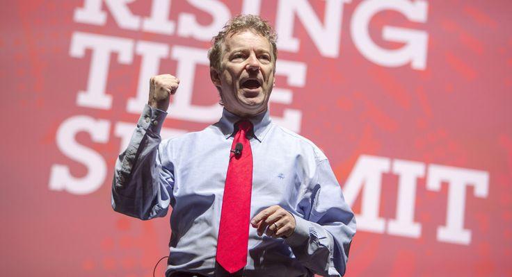 Rand Paul airs Festivus grievances