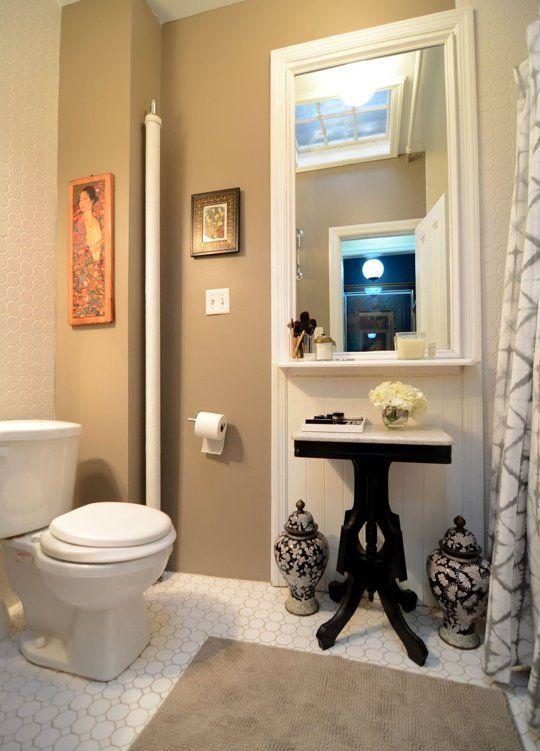 1000 ideas about rental bathroom on pinterest rental for Crazy bathroom designs