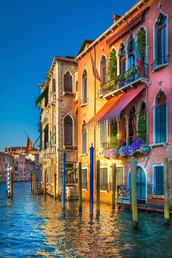 """"""" The colors of Venice, Italy."""" MASSI ROCK - Google+"""