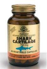 cartílago de tiburón solgar denatural.es  http://www.denatural.es/huesos-y-articulaciones/cartilago-de-tiburon-750mg-180-caps-solgar