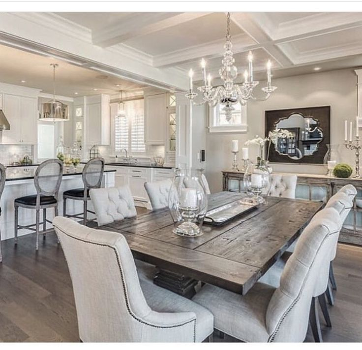 Attractive Dining Room Combo Part 29