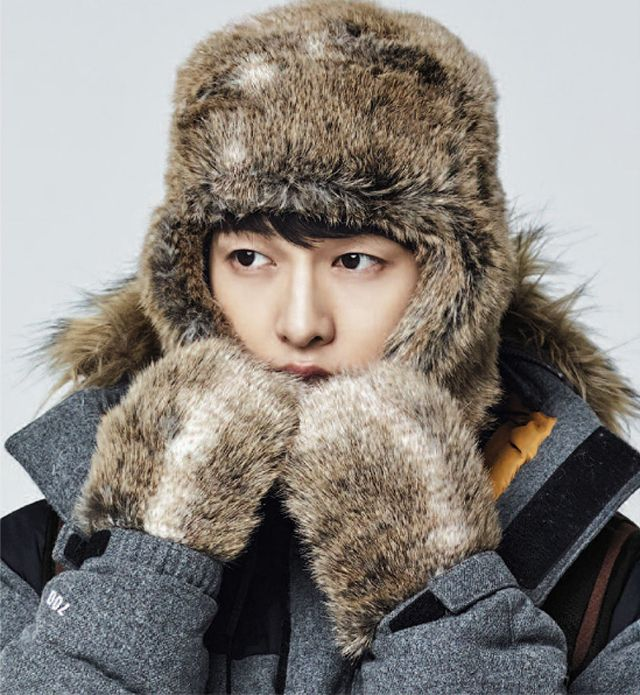 The North Face F/W 2013 Campaign With Song Joong Ki & Lee Yeon Hee | Couch…