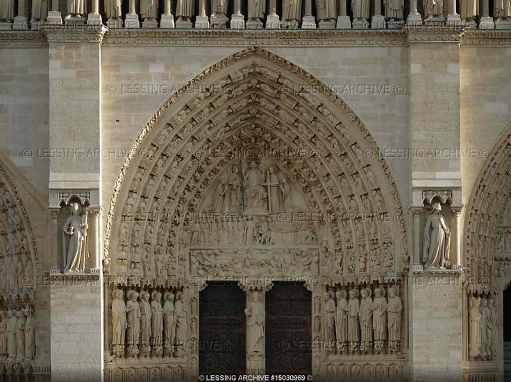 the emergence of gothic art in france in the 12th century Gothic architecture characteristics gothic architecture history gothic style   though its roots are french, the gothic approach can be found in churches,   the gothic style evolved from romanesque architecture, a medieval.