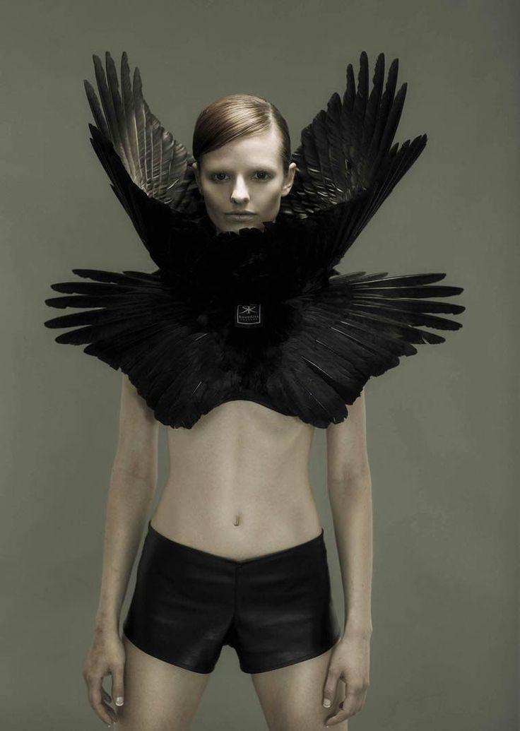 Roadkill Couture –  Jess Eaton
