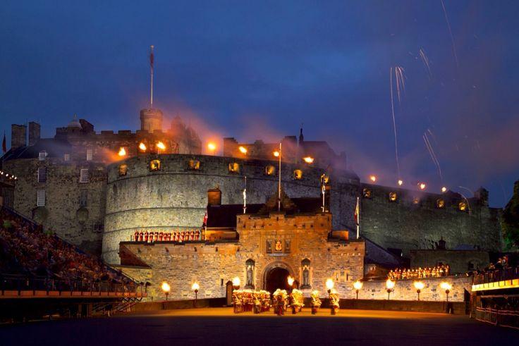 Edinburgh Tatoo