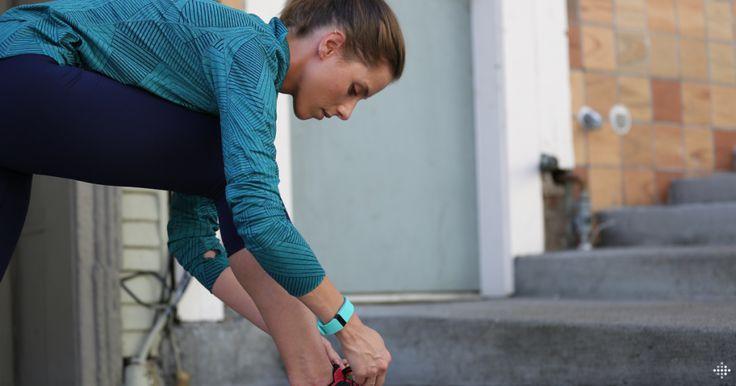 Pulseira esportiva Fitbit salva vida desta mulher | BOA FORMA