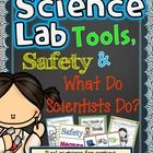 Kick off your new science year with this Science Lab Safety, Tools and What Do Scientist Do? unit! It includes real pictures of science tools to so...