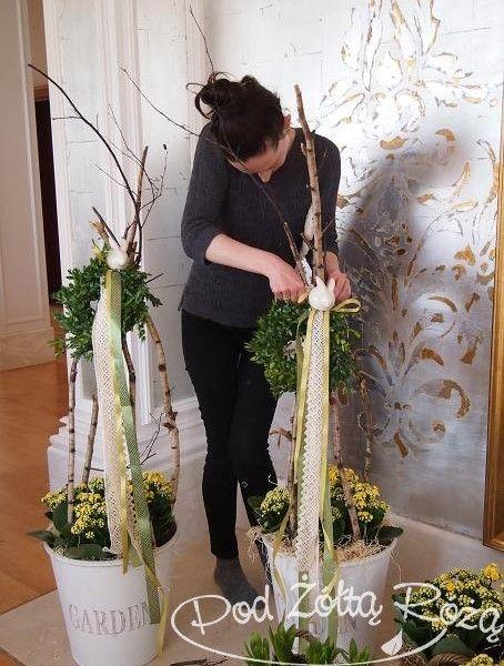 """Blog Kwiaciarni """"Pod Żółtą Różą"""" » aranżacja wnętrza"""