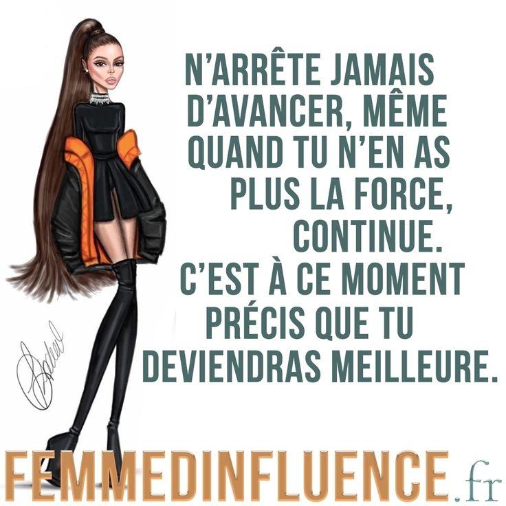 """3,063 mentions J'aime, 12 commentaires - Femme d'Influence Magazine (@femmedinfluencemag) sur Instagram : """"Comment veux-tu obtenir ce que tu désires plus que tout si tu n'agis pas en conséquence pour…"""""""