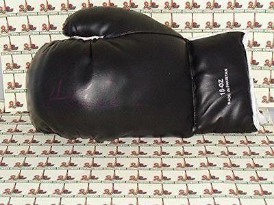 Hasim Rahman autograph boxing glove COA Memorabilia Lane