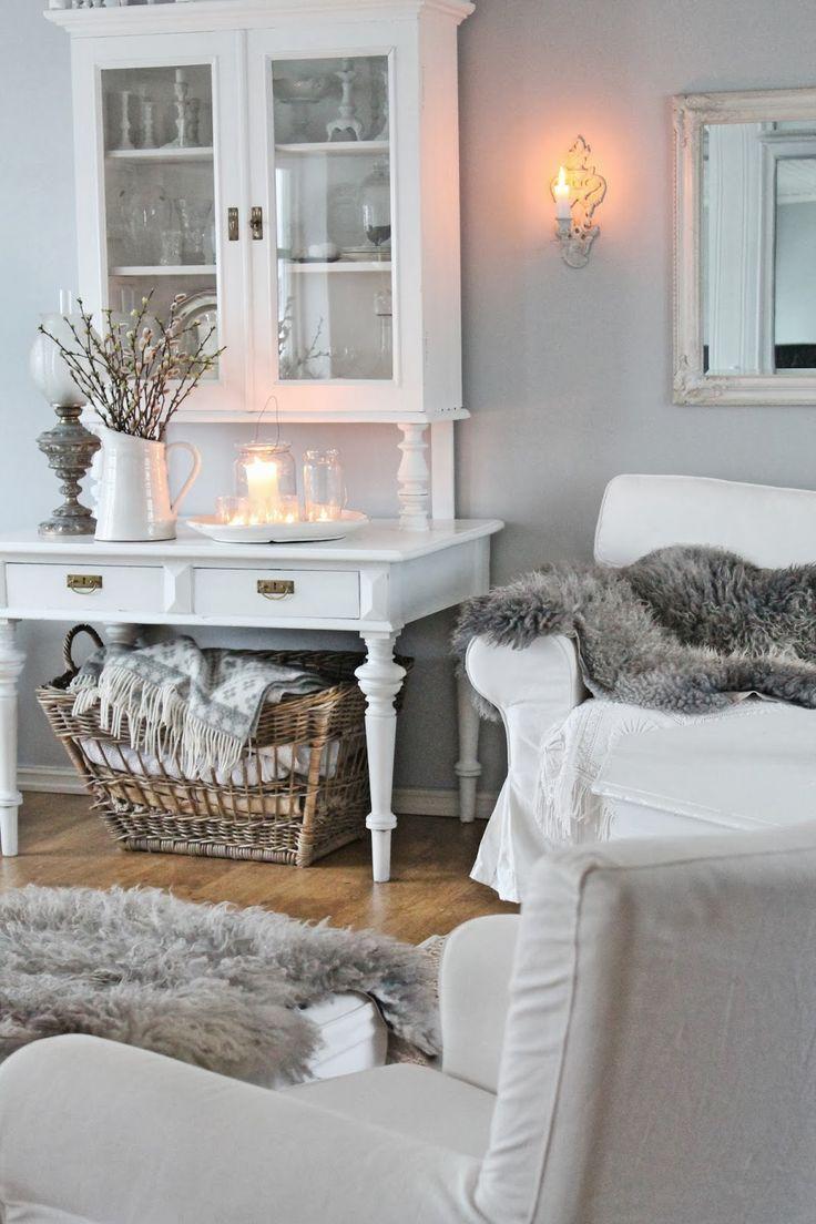 Liebe die Wandfarbe-Wohnzimmer