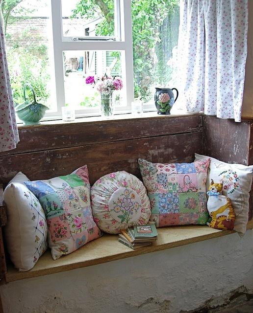 Cottage Window Seat