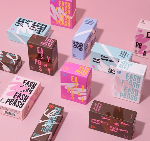 2019 Design Trends Guide on Behance | Packaging | Graphic