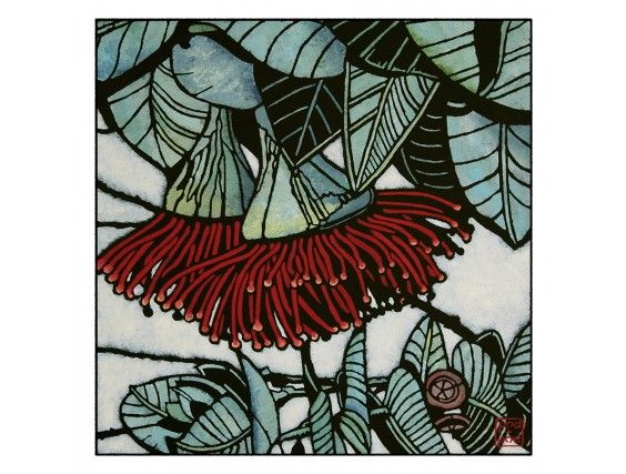 Shop :: Art & Prints :: Prints :: Rose Mallee Archival Print - COUNTRY CULTURE