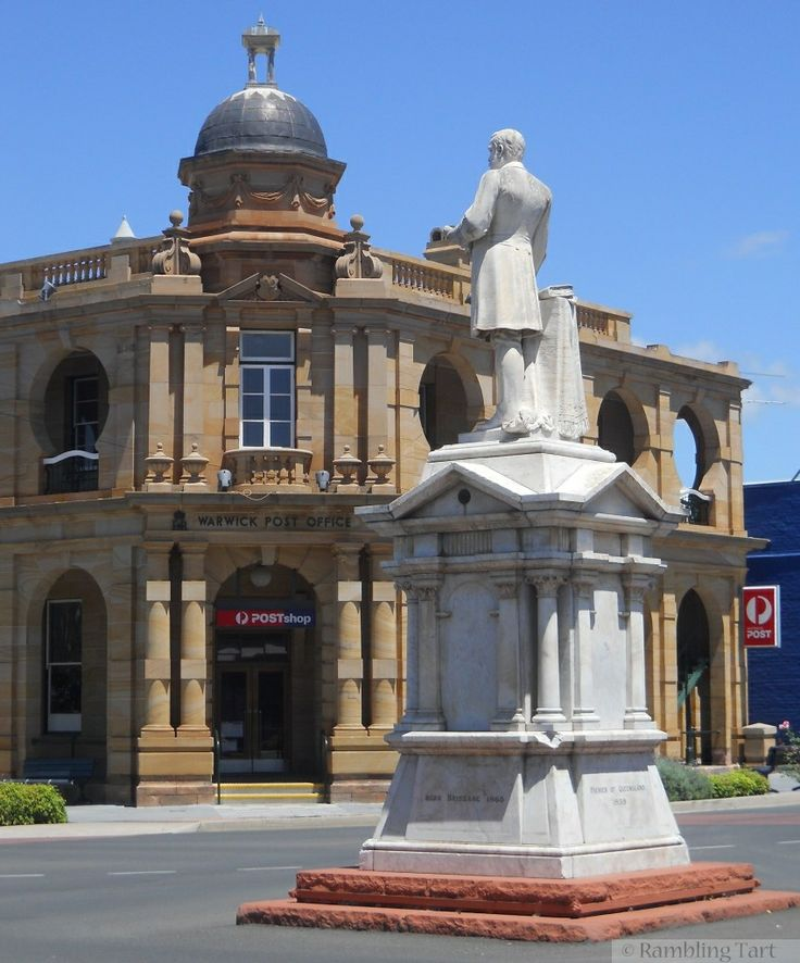 Warwick Post Office, Queensland, Australia