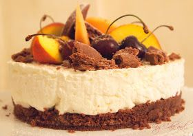 Valy Cake and...: Cheesecake al cocco senza cottura - Superfast 5