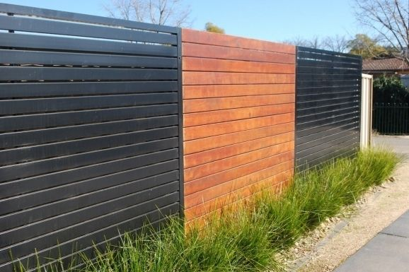 Wonderful Modern Privacy Fence Modern Aluminum Privacy Fence