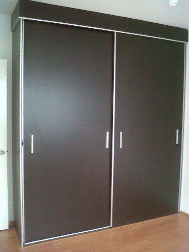 Ndd puertas para closet just looking pinterest for Puertas corredizas para closet