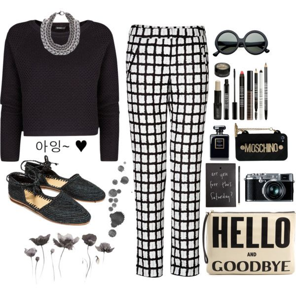 """Just go out"" by dame-rohana-marbun on Polyvore"