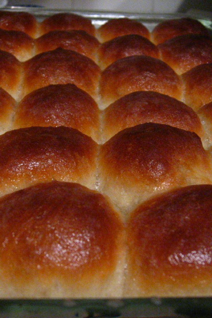 Pani Popo (Hawaiian Coconut Bread) Recipe