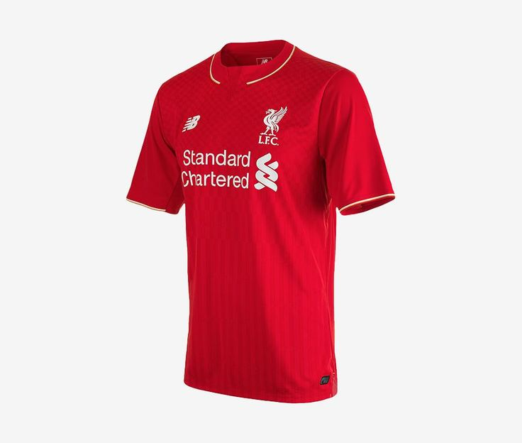 Liverpool Home Jersey Youth