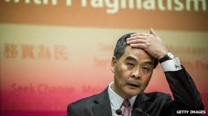 Image result for cy leung election