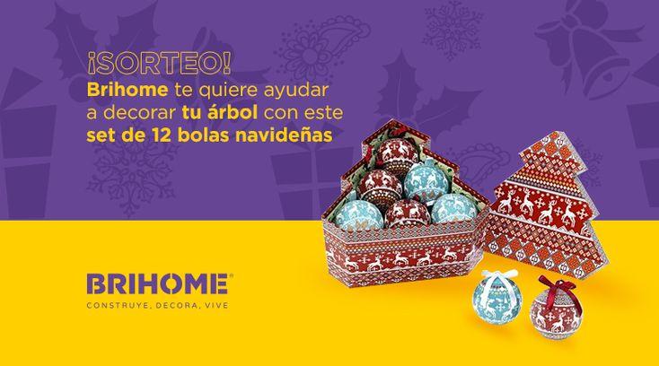 Esta Navidad, ¡Brihome te ayuda a decorar!