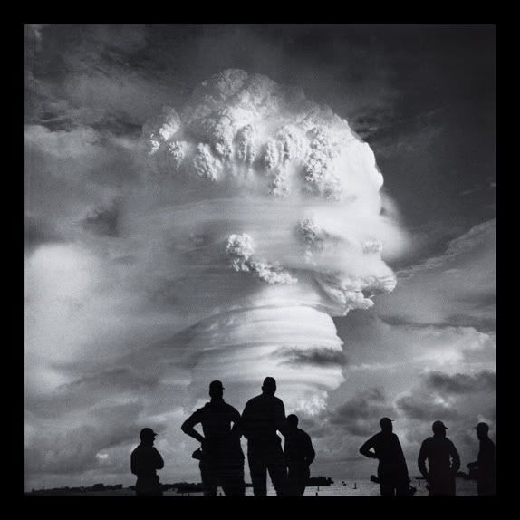 Hydrogen Bomb 8.9 Megatons Enewetak Atoll 1958 by US