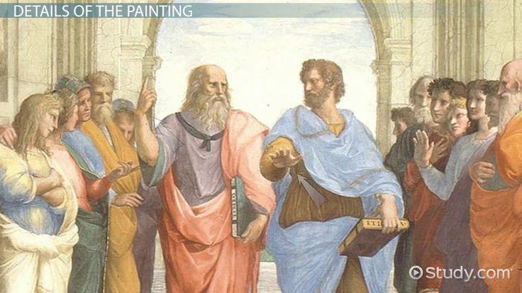 The School of Athens by Raphael: Description, Figures & Analysis - Video & Lesson Transcript | Study.com