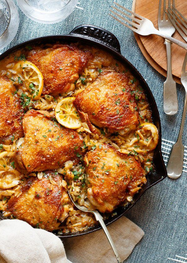 The Endlessly Versatile One Pot Chicken We Could Make Any Night Williams Sonoma Taste One Pot Chicken Recipes One Pot Meals