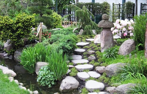Beautiful japanese garden design landscaping ideas for for Japanese garden style design