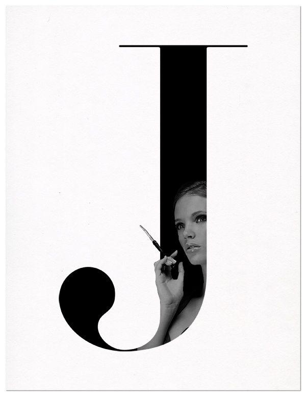 typography photography