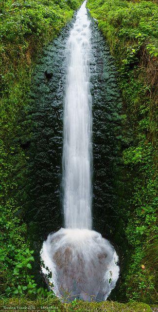 Waterfall - Kaskade Austria Europe | von Torsten Frank