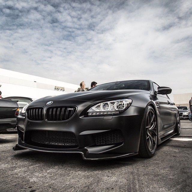 Matte Black M6 Www Asautoparts Com Bmw Parts