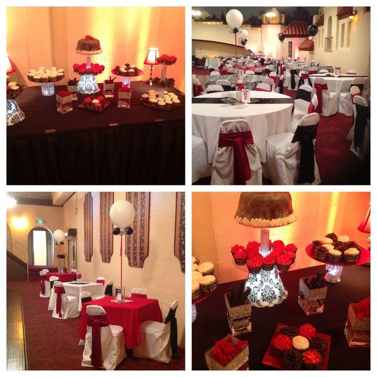 Elegant Party Decorations 50th Birthday 30 best 50th birthday party images on pinterest | birthday ideas