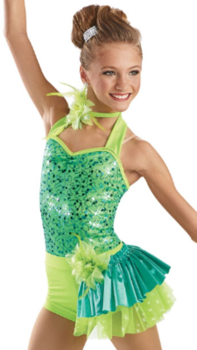 """My Jazz costume to """"Party Girl"""""""