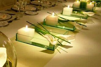 déco table zen pour mariage
