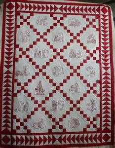 Red Work Quilts