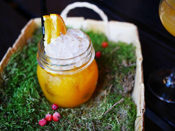 summer in a glass – A21 decades #lovedahelsinki #helsinki #cocktails
