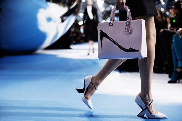 Tien paar opvallende schoenen op de modeweken (1) - De Standaard