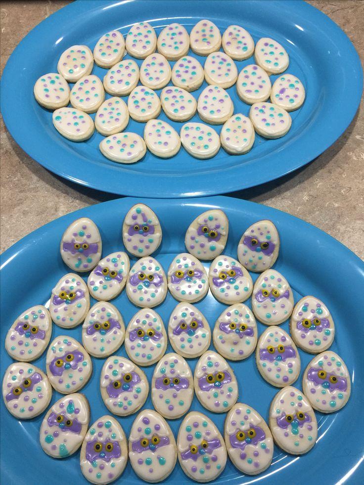 Hatchimals Cookies